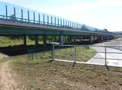 Rovellasca-Lomazzo nel Parco del Lura, tratto aperto per i pedoni