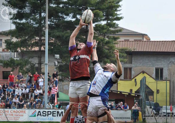 Rugby Varese – Tutto Cialde Lecco 27-24