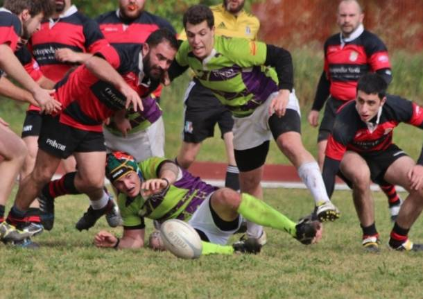 Rugby Voghera – Unni Valcuvia 13-18
