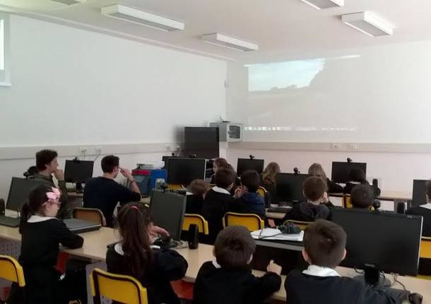 scuola primaria Pedotti