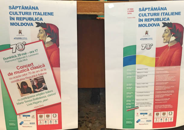 Settimana italia moldova 2016