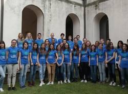 Studenti in viaggio negli USA con il prof. Zamperetti