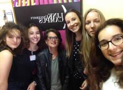 studenti olga Fiorini e Liceo pantani