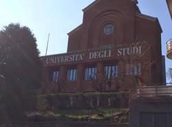 università facciata collegio sant'ambrogio