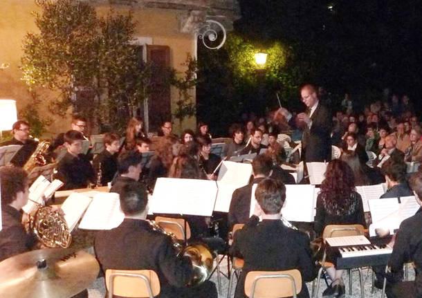 Varese - orchestra fiati civico  liceo musicale malipiero