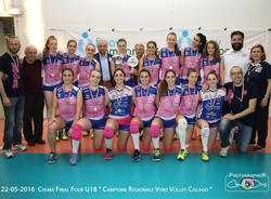 vero volley cislago femminile under 18