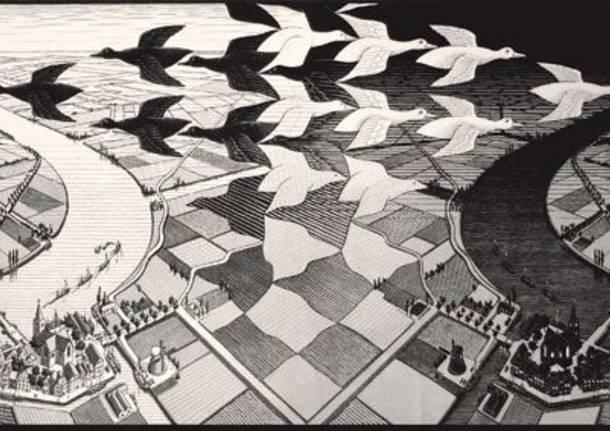 Escher a Palazzo Reale