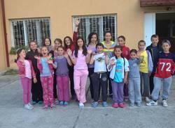 bambini rumeni ospiti