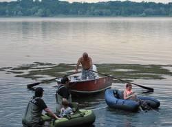 C'era una volta il lago...E' stato un successo