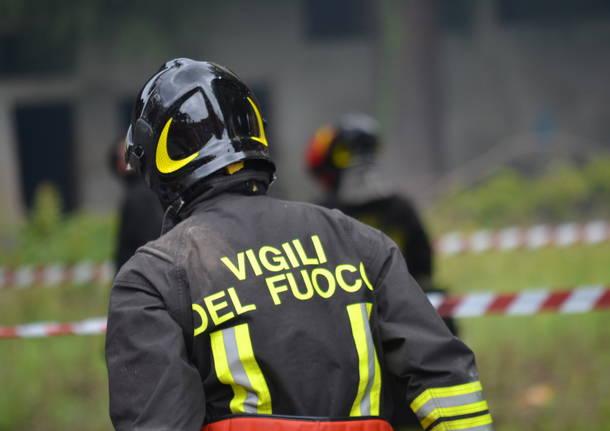 incontri pompiere volontario