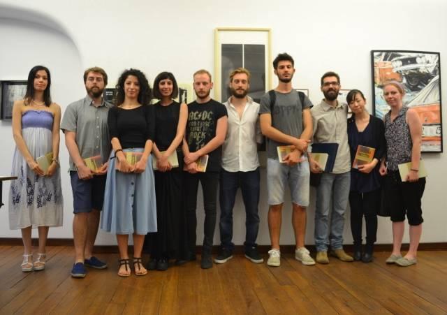 La premiazione di GhigginiArte a Varese