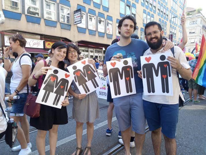Milano Pride 2016