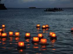Lanterne Galleggianti e bagno di mezzanotte