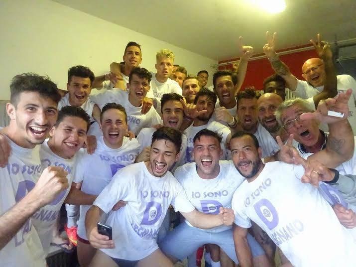 Il Legnano torna in Serie D