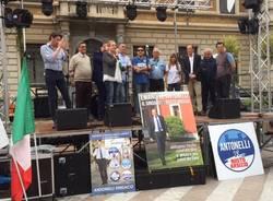 centrodestra busto arsizio campagna elettorale 2016