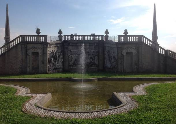 Comerio, la meraviglia di Villa Tatti