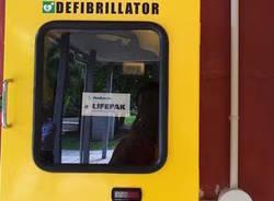 defibrillatori DAE comunità del Piambello
