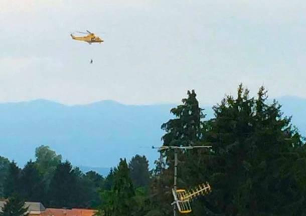 elicottero elisoccorso 118