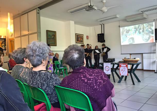 Festa di fine Corsi al centro anziani