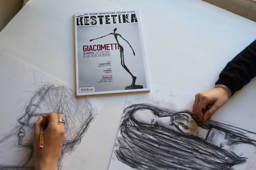 """In Regione la mostra """"Giacometti meets Homini"""""""