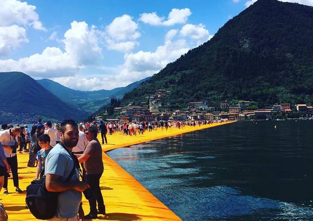 The Floating Piers/1