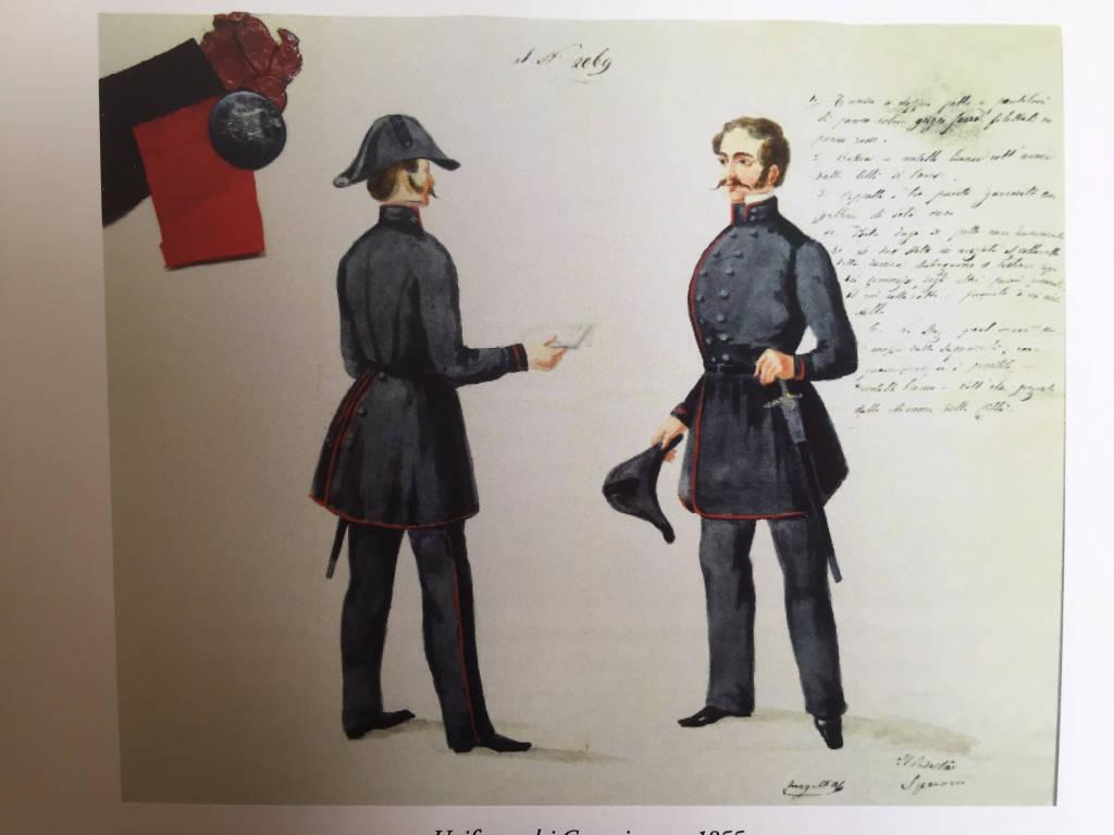 La storia della Polizia locale di Varese