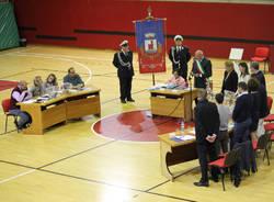 Lavena Ponte Tresa - Prima seduta consiglio comunale