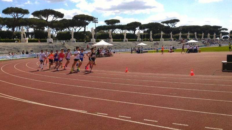 Liceo Tosi campioni atletica leggera