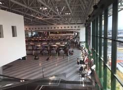 Malpensa 2016 terminal 1 partenze