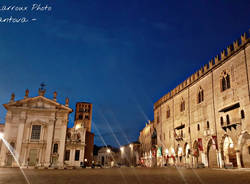 Mantova by night Andres Larroux