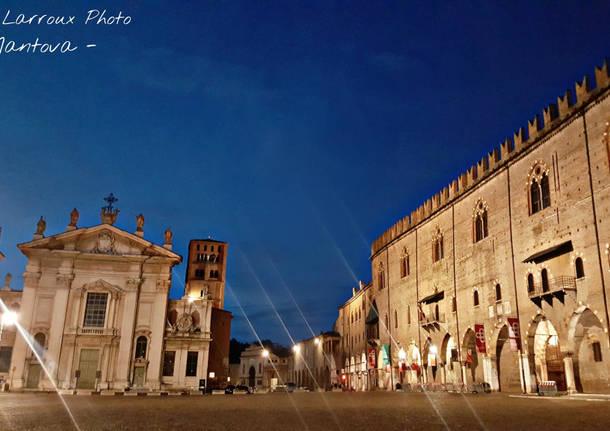 Mantova by night Andres Larroux