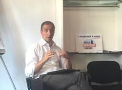 Paolo Orrigoni conferenza stampa