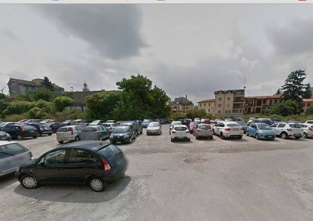 parcheggio via san michele busto arsizio