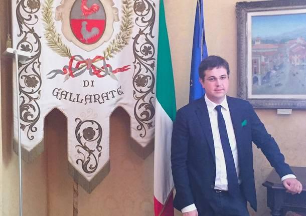 passaggio di consegne Guenzani Andrea Cassani