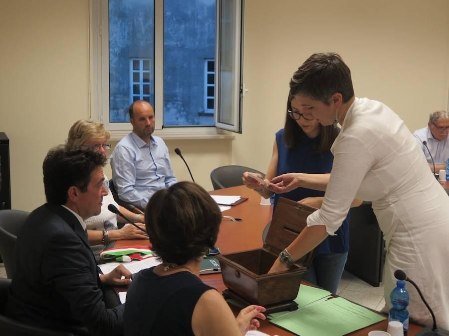 primo consiglio comunale 2016 Albizzate Zorzo Mirko