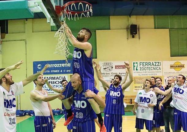 robur imo saronno basket promozione 2016