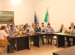 Saltrio - Il nuovo consiglio comunale