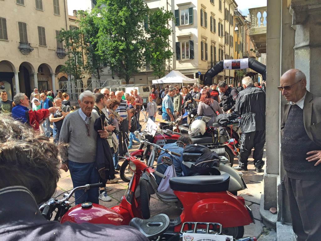 Sei giorni di moto storiche: il finale a Varese