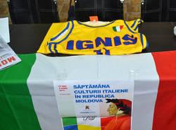 Settimana cultura italiana in Moldavia 2016
