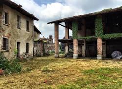 Somma lombardo fattorie Visconti