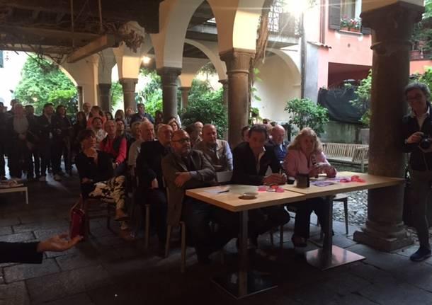 talk show orrigoni elezioni