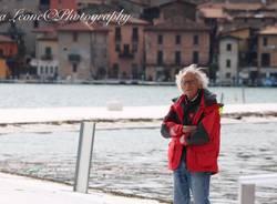 """The Floating Piers"", l'opera di Christo fotografata da Luca Leone"