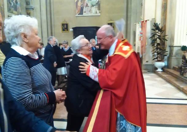 Trent'anni di sacerdozio per don Gianni Cazzaniga