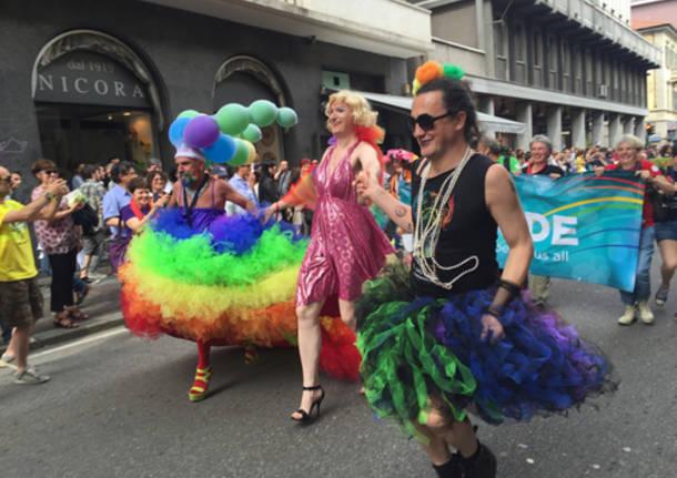 Varese Pride, le immagini 3