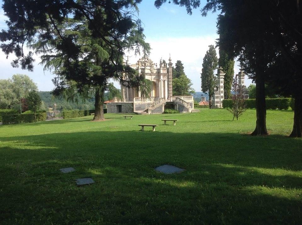 Villa Tatti Tallachini di Alessandra Oldani