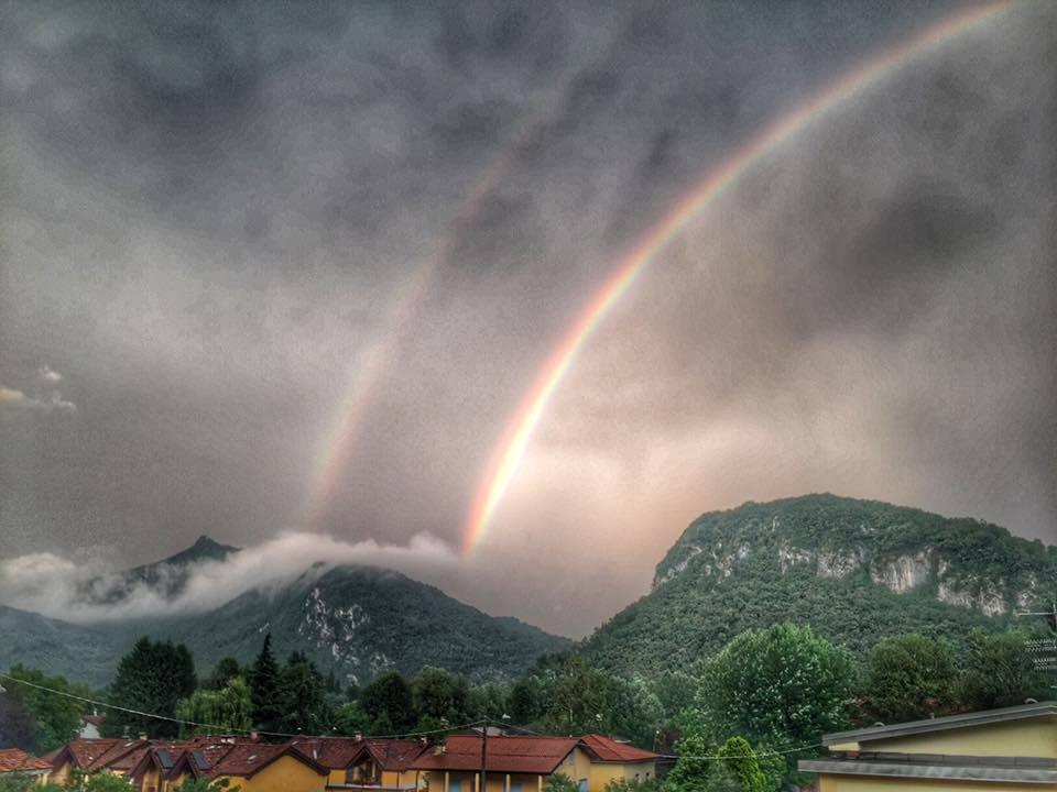 arcobaleno di Chicco Macchi