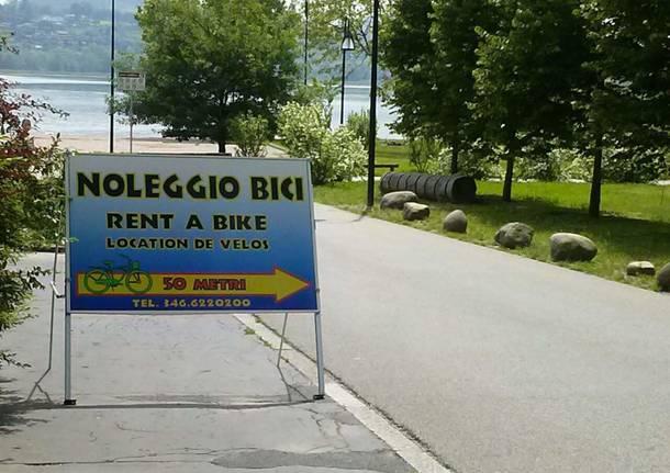 Noleggio bici schiranna varese for Noleggio di cabine per lago
