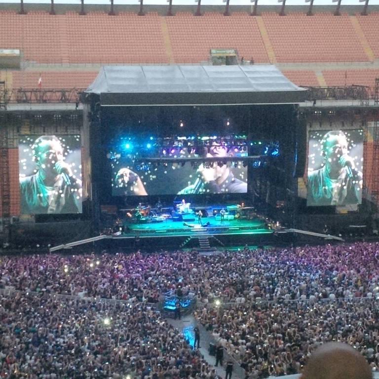 Bruce Springsteen a San Siro