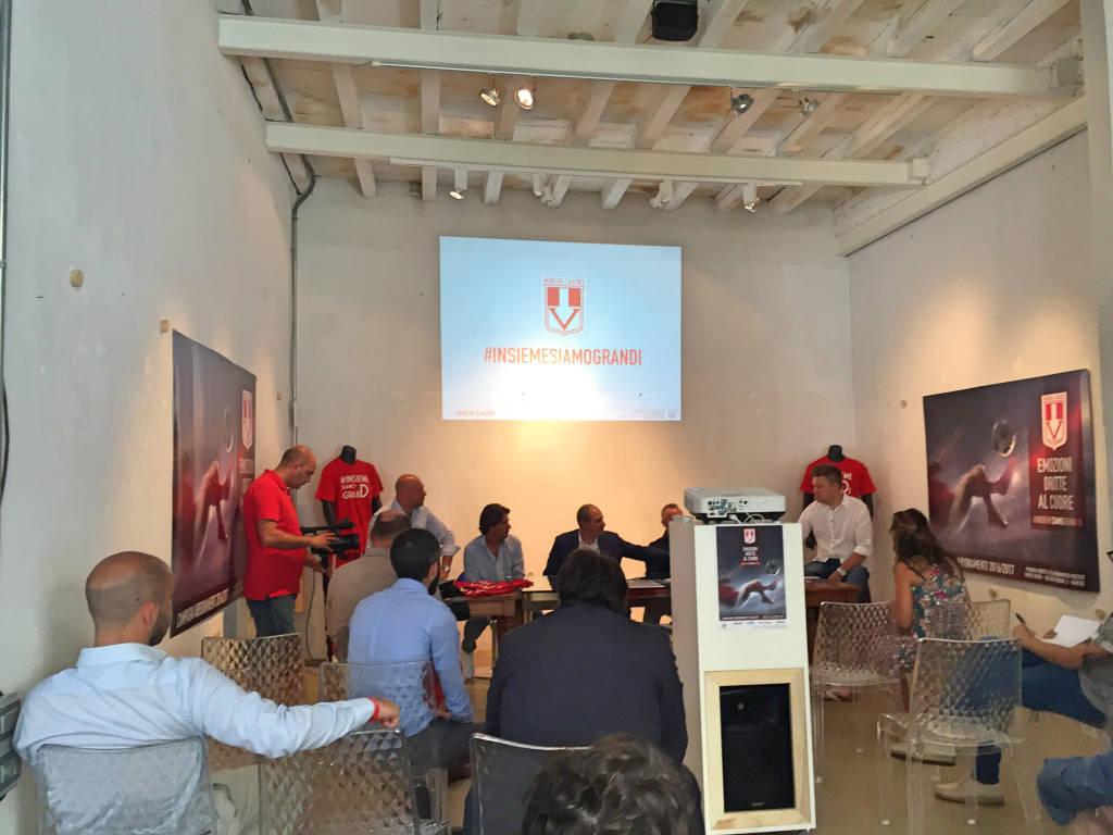 Campagna abbonamenti 2016 per il Varese Calcio