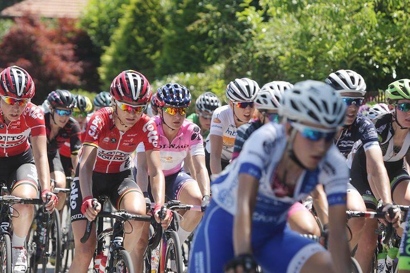 Il Giro d\'Italia in Rosa